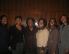 2006 - GABWA Scholarship Brunch