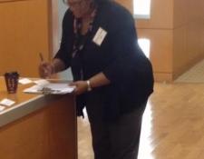 2014 - Feb BLSA Resume Review Writing Workshop