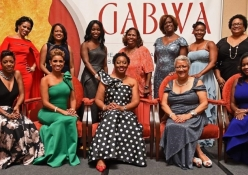 President and Past Presidents 2018 GABWA Glitter Gala and Auction